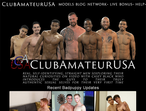 Club Amateur USA Accounts And Password
