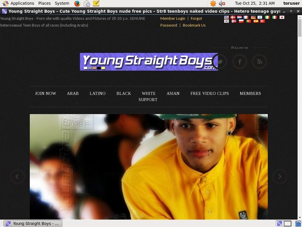 Does Youngstraightboys.com Use Paypal?