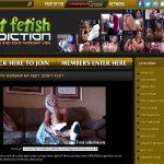 Footfetishaddiction With Cash