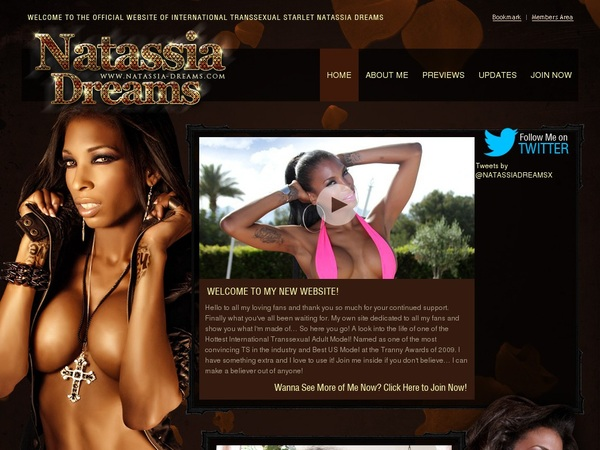 Natassia Dreams Working Accounts
