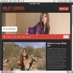 Rileykribbs.modelcentro.com Kennwort