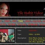 Vile Habit – Sophia Sylvans Bank