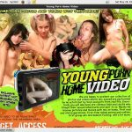 Young Porn Home Video Preview