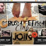 Crush Fetish Club Pic