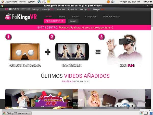 FA Kings VR Webcams