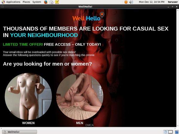 Wellhello.com Vk