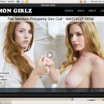 Mormongirlz.com With Bank Pay