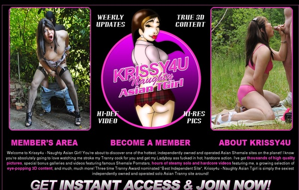 Krissy4u Pay Site