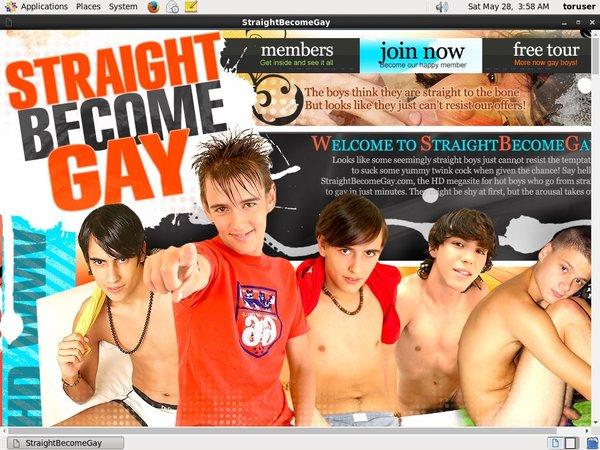 Straightbecomegay.com Porn Site