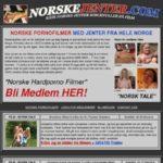 Sign Up Norskejenter