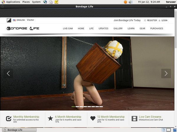 Accounts Free Bondage Life