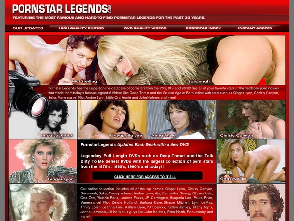 Pornstar Legends Password Hack