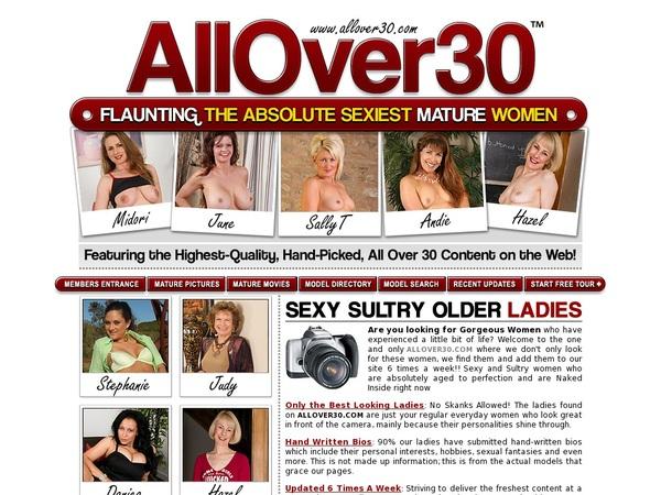 All Over 30 Original Hd