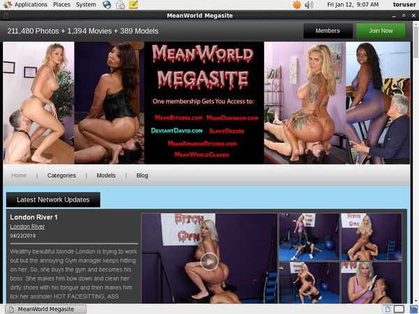 Meanworld Porn Password