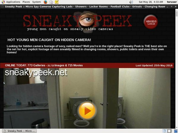 Sneakypeek.net Full Video