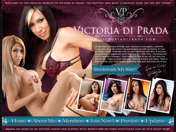 Free Pass Victoria Di Prada
