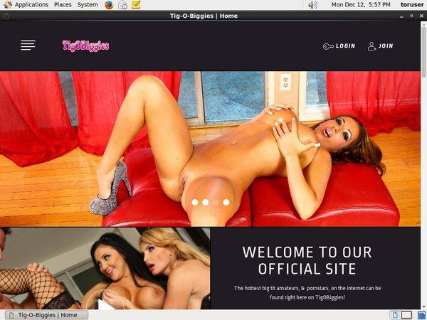 Tigobiggies.com Sign